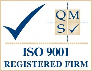 THE Agency is a ISO 9001 Registered Company