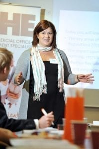 Joanne Vose or Red Elephant HR - Agency Workers Regulations (AWR) Seminar - 21st Sept 2011, Cleckheaton