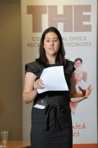 Claire Rolston - CLR Law - Agency Workers Regulations (AWR) Seminar - 21st Sept 2011, Cleckheaton