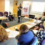 Claire Rolston - CLR Law Presents at an Agency Workers Regulations (AWR) Seminar