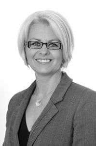Kim Barnes-Evans FIRP of THE Agency (Recruitment) Ltd
