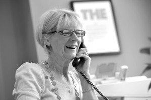 Catherine Smith of THE Agency (Recruitment) Ltd